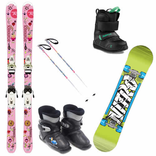 Childrens Snow Gear – MONSTER SKI HIRE 4884dc3c4